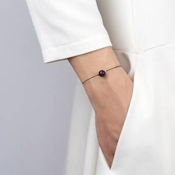 amethyst mini cosmo beaded bracelet 2