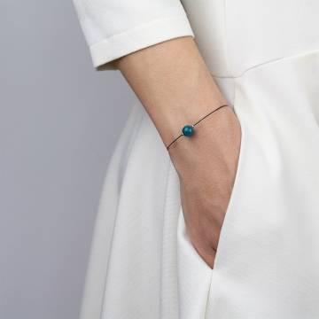 apatite mini cosmo beaded bracelet 2