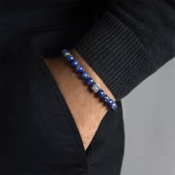 bactria beaded stretch bracelet 3