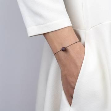 brecciated jasper mini cosmo beaded bracelet 2