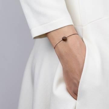 bronzite mini cosmo beaded bracelet 2