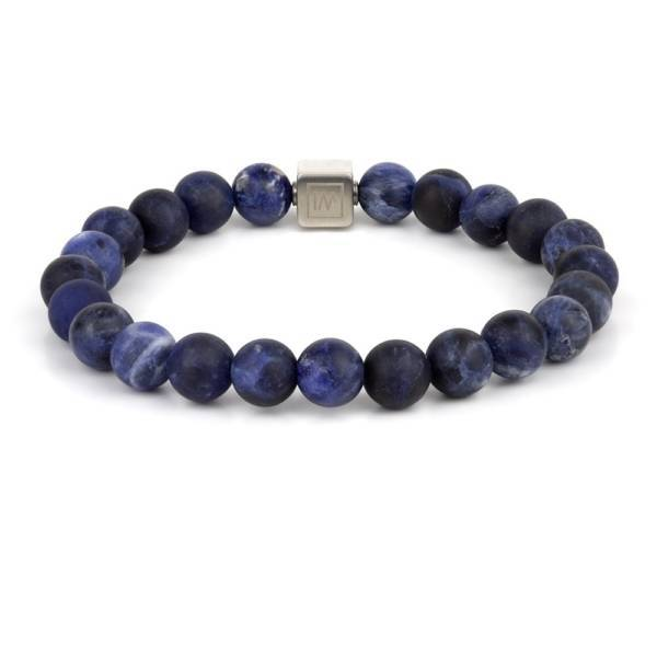 Comrade Men Beaded Stretch Bracelet