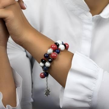 summer sailing beaded bracelet 3