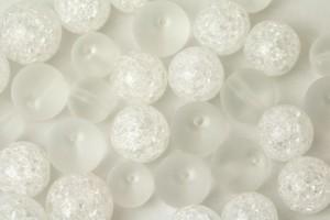 Clear Quartz Beads