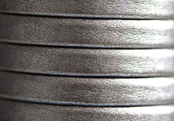 Graphite Natural Leather