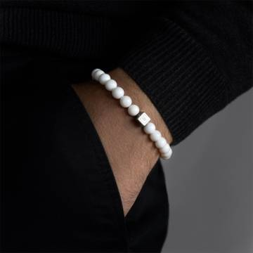 lumi beaded stretch bracelet 3