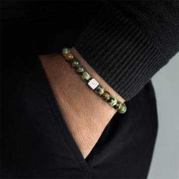 rainforest wagyl beaded stretch bracelet 3